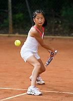 10-08-11, Tennis, Hillegom, Nationale Jeugd Kampioenschappen, NJK, Demi Tran