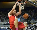 2014 Nevada Basketball vs New Mexico