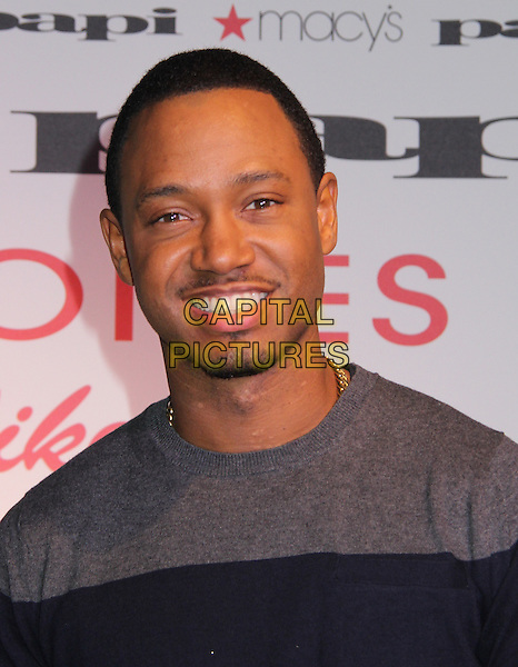 LOS ANGELES, CA - June 5, 2014: Terrence Jenkins at Macy's at Beverly Center in partnership with Papi underwear hosts Terrence Jenkins and Jerry Ferrera from 'Think Like A Man Too' on June 5, 2014 at Macy's, Los Angeles. CA.   <br /> CAP/MPI/RTNMichele<br /> &copy;RTNMichele/MediaPunch/Capital Pictures