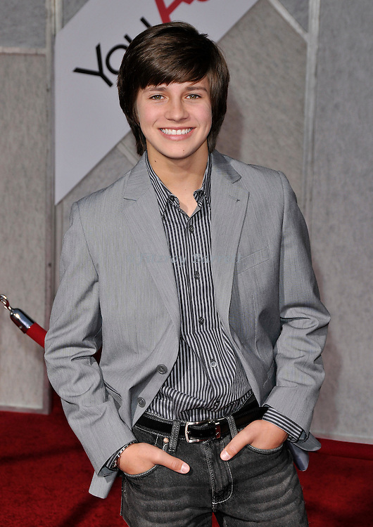 Billy Unger at the You Again premiere held at the El Capitan Theatre in Hollywood, Ca. September 22, 2010 ©Fitzroy Barrett