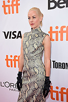 Jena Malone at the premiere of 'The Public' during the 2018 Toronto International Film Festival held on September 9, 2018 in Toronto, Canada. <br /> CAP/KNM<br /> &copy;IkonMediia/Capital Pictures