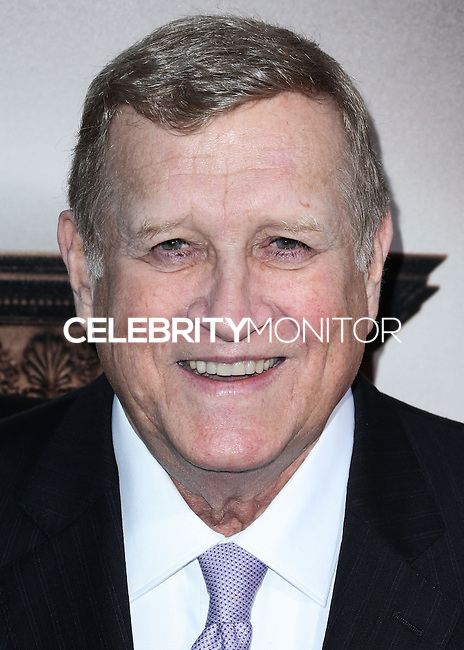 BEVERLY HILLS, CA, USA - OCTOBER 01: Ken Howard arrives at the Los Angeles Premiere Of Warner Bros. Pictures And Village Roadshow Pictures' 'The Judge' held at the Samuel Goldwyn Theatre at The Academy of Motion Picture Arts and Sciences on October 1, 2014 in Beverly Hills, California, United States. (Photo by Xavier Collin/Celebrity Monitor)