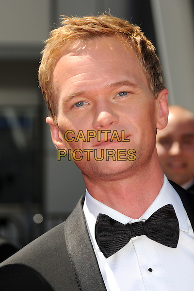 NEIL PATRICK HARRIS .62nd Annual Primetime Creative Arts Emmy Awards - Arrivals held at Nokia Theatre L.A. Live, Los Angeles, CA, USA, 21st August 2010..emmys arrivals portrait headshot black bow tie tuxedo tux .CAP/ADM/BP .©Byron Purvis/AdMedia/Capital Pictures.