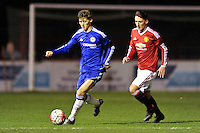 Manchester United Youth vs Chelsea Youth 22-01-16