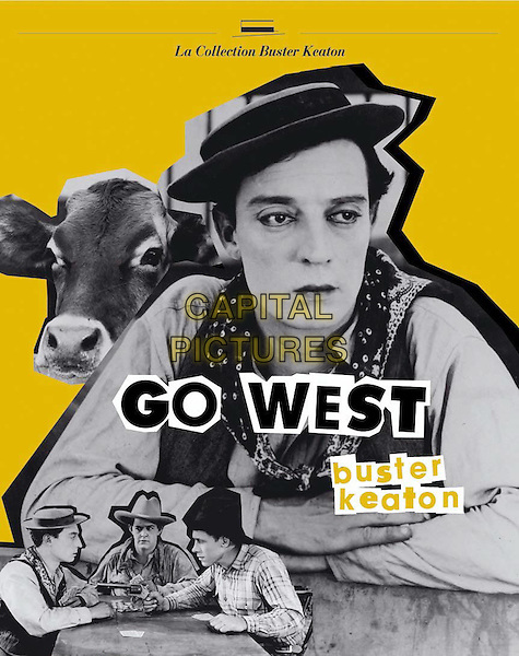 POSTER ART.in Go West.*Filmstill - Editorial Use Only*.CAP/PLF.Supplied by Capital Pictures.