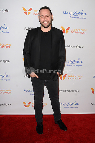 LOS ANGELES, CA - DECEMBER 07: Scooter Braun at the 4th Annual Wishing Well Winter Gala on December 07, 2016 in Los Angeles, California. Credit: David Edwards/MediaPunch