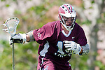 Los Angeles, CA 03/20/10 - Greg Sharron (LMU # 18) in action during the Arizona-Loyola Marymount University MCLA game at Leavey Field (LMU).  LMU defeated Arizona 13-6.