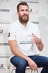 "NBA Philadelphia 76ers player Sergio ""El Chacho"" Rodriguez attends the 'Bridgestone all star' photocall at the CSD in Madrid, May 04, 2017. Spain.<br /> (ALTERPHOTOS/BorjaB.Hojas)"