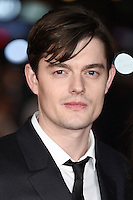 Sam Riley at the European premiere for &quot;Pride and Prejudice and Zombies&quot; at the Vue West End, Leicester Square.<br /> February 1, 2016  London, UK<br /> Picture: Steve Vas / Featureflash