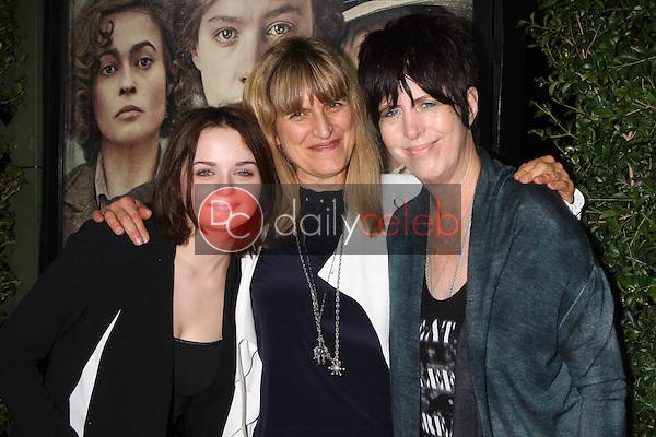 "Catherine Hardwick, Diane Warren, Joey King<br /> at the ""Suffragette"" Premiere, Samuel Goldwyn Theater, Beverly Hills, CA 10-20-15<br /> David Edwards/DailyCeleb.Com 818-249-4998"