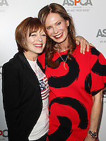 BEVERLY HILLS, CA, USA - MAY 06: Frances Fisher, Nancy Moonves at The American Society For The Prevention Of Cruelty To Animals Celebrity Cocktail Party on May 6, 2014 in Beverly Hills, California, United States. (Photo by Celebrity Monitor)