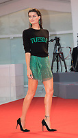 Isabeli Fontana at the Shape Of Water premiere, 74th Venice Film Festival in Italy on 31 August 2017.<br /> <br /> Photo: Kristina Afanasyeva/Featureflash/SilverHub<br /> 0208 004 5359<br /> sales@silverhubmedia.com