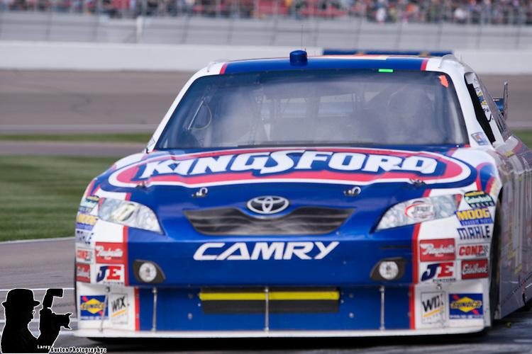 Las Vegas Motor Speedway, 2010 NASCAR won by Jimmy Johnson