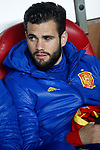 Spain's Nacho Fernandez during FIFA World Cup 2018 Qualifying Round match. March 24,2017.(ALTERPHOTOS/Acero)