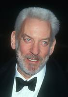 Donald Sutherland<br /> 1993<br /> Photo By Michael Ferguson/CelebrityArchaeology.com