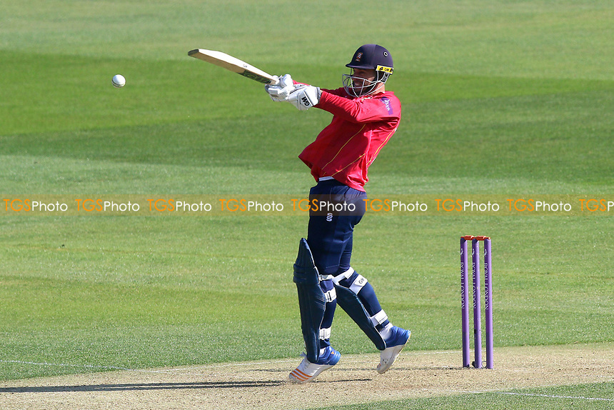 Ryan ten Doeschate of Essex in batting action during Essex Eagles vs Sussex Sharks, Royal London One-Day Cup Cricket at The Cloudfm County Ground on 10th May 2017
