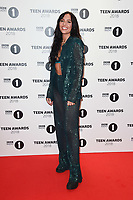 Lennon Stella<br /> arriving for the Radio 1 Teen Awards 2018 at Wembley Stadium, London<br /> <br /> ©Ash Knotek  D3454  21/10/2018
