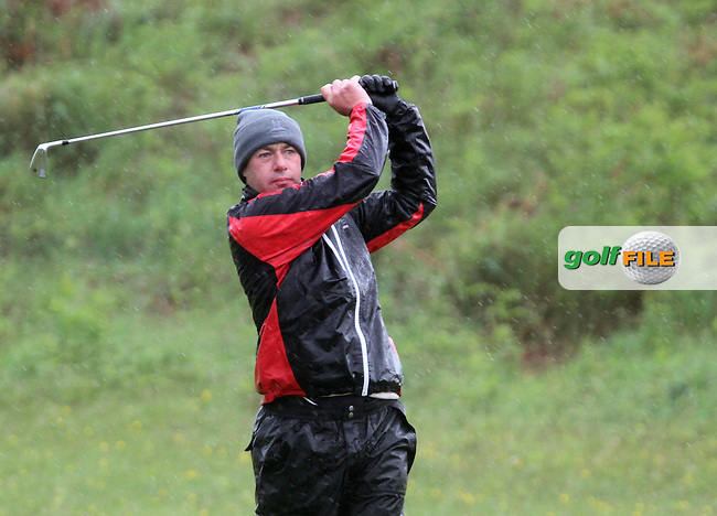 Mark Collins (Mahon) on the 3rd on Day 2 of the East of Ireland Amateur Open Golf Championship at Co.Louth Golf Club, Baltray...(Photo Jenny Matthews/www.golffile.ie)