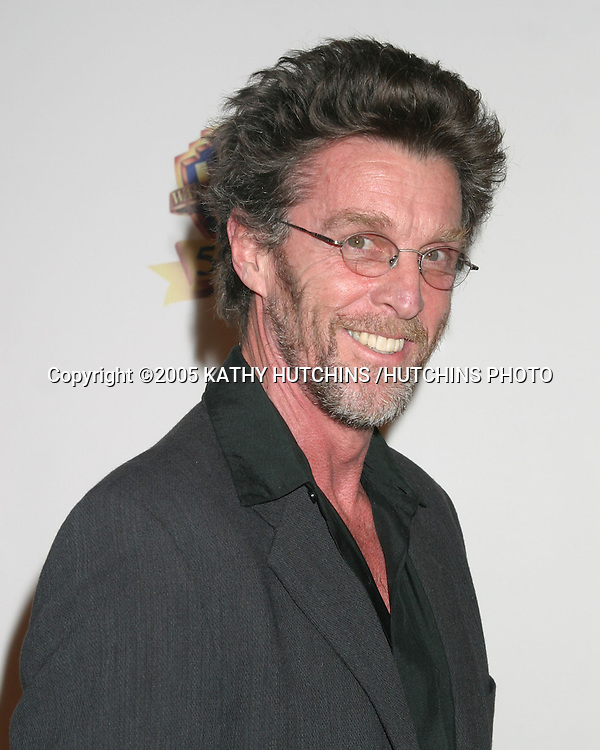 ©2005 KATHY HUTCHINS /HUTCHINS PHOTO.WARNER BROS TV AND WARNER HOME VIDEO.CELEBRATE 50 YEARS OF QUALITY TV.WARNER BROTHERS LOT.BURBANK, CA  .JANUARY 20, 2005..JOHN GLOVER