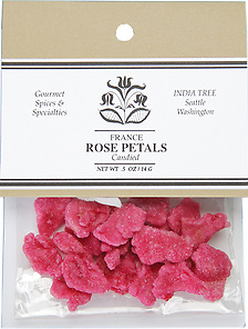 20302 Candied Rose Petals, Caravan 0.5 oz