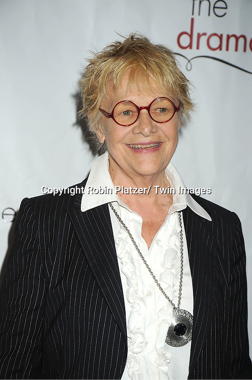 Estelle Parsons attending the Drama League Awards Ceremony and Luncheon at The Marriott Marquis Hotel in New York on May 20, 2011.