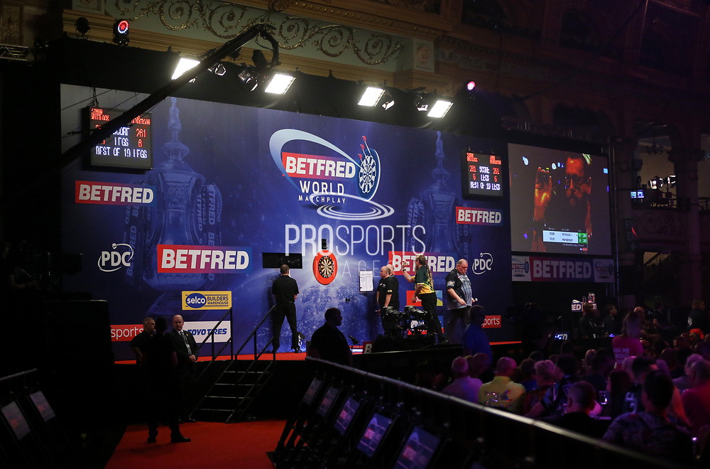Darts World Matchplay 2019 Pro Sports Images