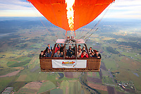 20150424 April 24 Hot Air Balloon Gold Coast