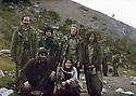 Iraq 1980.Omar Sheikhmous and his wife Agneta with Pakchan Hafid  .Irak 1980.Omar Sheikhmous avec sa femme Agneta  et Pakchan Hafid