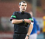 Partick Thistle v St Johnstone....21.01.14   SPFL<br /> Referee Alan Muir<br /> Picture by Graeme Hart.<br /> Copyright Perthshire Picture Agency<br /> Tel: 01738 623350  Mobile: 07990 594431