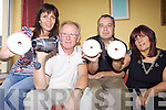 ON DVD NOW: Members of the Ballyheigue Summer Festival Committee who have produced a DVD of the hugely popular Tops of the Parish contest held locally recently, l-r: Deirdre Mahony, Donal O'Neill (Cameraman), Mick Harkin, Mary Lucid.