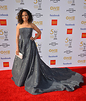 LOS ANGELES, CA. March 30, 2019: Dawn-Lyen Gardner at the 50th NAACP Image Awards.<br /> Picture: Paul Smith/Featureflash