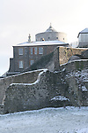 Millmount, Drogheda in Snow...Photo NEWSFILE/Jenny Matthews.(Photo credit should read Jenny Matthews/NEWSFILE)....This Picture has been sent you under the condtions enclosed by:.Newsfile Ltd..The Studio,.Millmount Abbey,.Drogheda,.Co Meath..Ireland..Tel: +353(0)41-9871240.Fax: +353(0)41-9871260.GSM: +353(0)86-2500958.email: pictures@newsfile.ie.www.newsfile.ie.FTP: 193.120.102.198.