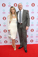James Jordan, Ola Jordan at the Tesco Mum of the Year Awards 2014 held at the Savoy, London 23/03/2014 Picture by: Henry Harris / Featureflash