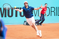 Uruguayan Pablo Cuevas during Mutua Madrid Open 2018 at Caja Magica in Madrid, Spain. May 08, 2018. (ALTERPHOTOS/Borja B.Hojas) /NortePhoto.com