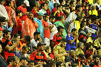 RECIFE, PE, 06.07.2017 - SPORT(BRA) - ARSENAL DE SARANDÍ(ARG) - Torcedores acompanham a partida entre Sport(BRA) e Arsenal de Sarandí(ARG), válida pela segunda rodada da Copa Sul-Americana 2017, realizada no estádio Ademar da Costa Carvalho (Ilha do Retiro), localizado na região metropolitana da cidade do Recife-PE, nesta quinta-feira, 6. (Foto: Fernando da Hora/Brazil Photo Press)