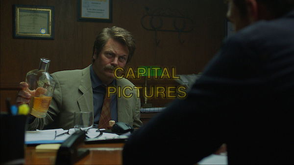 Nick Offerman<br /> in Believe Me (2014) <br /> *Filmstill - Editorial Use Only*<br /> CAP/FB<br /> Image supplied by Capital Pictures
