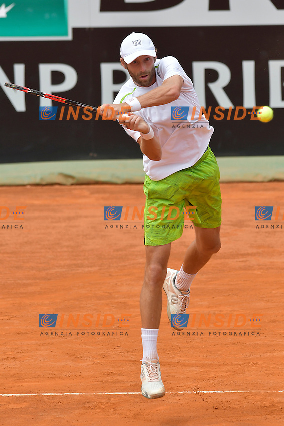 Stephane Robert (FRA)<br /> Roma 11-05-2016  Foro Italico<br /> Internazionali BNL d'Italia, <br /> Tennis ATP<br /> Foto Antonietta Baldassarre / Insidefoto
