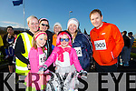 Keelan Coffey, Holly Lade, Jill Hannon, Brona Ringland, Madeline Brosnan, Claire Leen, JJ Coffey at the Tralee Musical Society 5k Fancy Dress Fun Run  from the Tralee Wetlands on Sunday