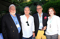 LOS ANGELES - APR 9: Ted Heyck, Guests at The Actors Fund's Edwin Forrest Day Party and to commemorate Shakespeare's 453rd birthday at a private residence on April 9, 2017 in Los Angeles, California