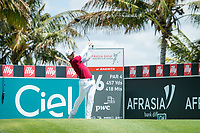 Haydn Porteous (RSA) during the 3rd round of the AfrAsia Bank Mauritius Open, Four Seasons Golf Club Mauritius at Anahita, Beau Champ, Mauritius. 01/12/2018<br /> Picture: Golffile | Mark Sampson<br /> <br /> <br /> All photo usage must carry mandatory copyright credit (&copy; Golffile | Mark Sampson)