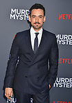 "Luis Mendez 082 arrives at the LA Premiere Of Netflix's ""Murder Mystery"" at Regency Village Theatre on June 10, 2019 in Westwood, California"
