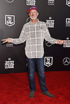 HOLLYWOOD, CA - NOVEMBER 13: Actor Marc McClure arrives at the Premiere Of Warner Bros. Pictures' 'Justice League' at the Dolby Theatre on November 13, 2017 in Hollywood, California.