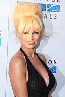 WEST HOLLYWOOD, CA, USA - SEPTEMBER 12: Actress Pamela Anderson arrives at the Mercy For Animals 15th Anniversary Gala held at The London West Hollywood Hotel on September 12, 2014 in West Hollywood, California, United States. (Photo by Xavier Collin/Celebrity Monitor)