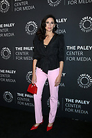 LOS ANGELES - NOV 21:  Michaela Watkins at the The Paley Honors: A Special Tribute To Television's Comedy Legends at Beverly Wilshire Hotel on November 21, 2019 in Beverly Hills, CA