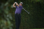 AUGUSTA, GA - APRIL 12: Phil Mickelson tees off during the Second Round of the 2013 Masters Golf Tournament at Augusta National Golf Club on April 10in Augusta, Georgia. (Photo by Donald Miralle) *** Local Caption ***