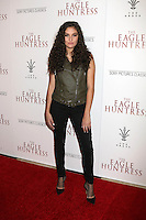 """LOS ANGELES, CA - OCTOBER 18: Ronni Hawk at the """"The Eagle Huntress"""" Premiere at the Pacific Theaters at the Grove, Los Angeles, California on October 18, 2016.  Credit: David Edwards/MediaPunch"""