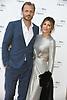 Jesper Vesterstroem and Jennifer Esposito attends the Metropolitan Opera Season Opening Night 2018 on September 24, 2018 at The Metropolitan Opera House, Lincoln Center in New York, New York, USA.
