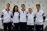 01.08.2012 - Team GB Athletics Pre-Competition Press Conference