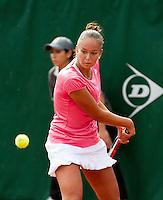 20-08-11, Tennis, Amstelveen, Nationale Tennis Kampioenschappen, NTK, Lesley Kerkhove