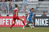 Boyds, MD - Saturday June 03, 2017: Andressa Cavalari Machry during a regular season National Women's Soccer League (NWSL) match between the Washington Spirit and Houston Dash at Maureen Hendricks Field, Maryland SoccerPlex.